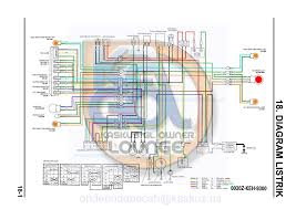 diagram kelistrikan mega pro kagolhondagl
