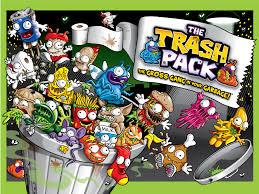 trash pack google trash pack trash