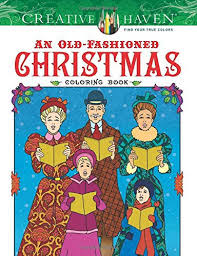 22 christmas coloring books holiday mood