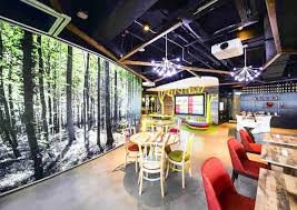 Google Dublin Office 12 Ultra Awesome Offices That You Will Want To Work In Hand