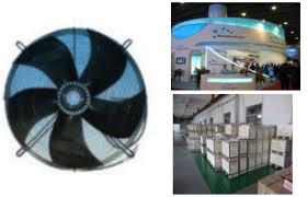 refrigerator condenser fan stainless steel axial refrigerator condenser fan motor with 4 6 poles