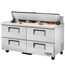 4 Drawer Kitchen Cabinet by True Tssu 60 16d 4 60