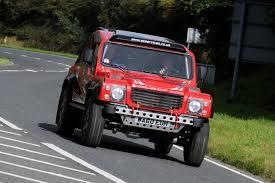 land rover bowler exr s qt wildcat 500dkr auto express