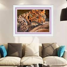 online get cheap leopard embroidery design aliexpress com