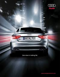 car ads in magazines audi print advert by pumped flat ads of the world
