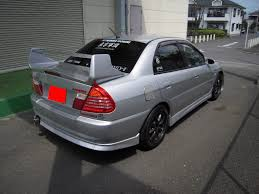 mitsubishi japan sold lancer in the past mitsubishi lancer japanese used car