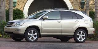 lexus rx model year changes lexus rx 330 rx 330 history rx 330s and used rx 330 values