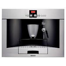 Bosch Fully Automatic Built In Coffee Machine