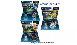 lego dimensions black friday 2016 on amazon pre order select lego dimensions 2 character packs for 7 49 list