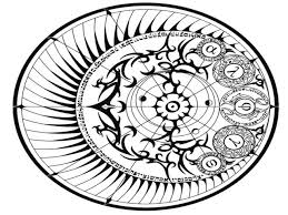 astrology coloring pages all coloring page