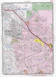 map of burbank ca burbank city road map