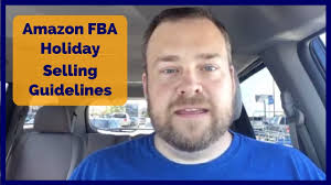 black friday for amazon fba amazon fba q4 holiday selling guidelines youtube