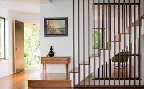 Iron Grill Design For Stairs 20 Attractive Wooden Staircase Design Home Design Lover