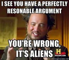 Ancient Aliens Giorgio Meme - the wednesday news is up aliens news pinterest wednesday