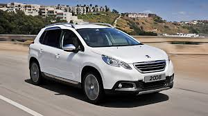 peugeot 2008 crossover introducing the peugeot 2008 drive news