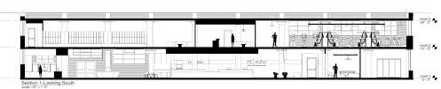 building drawing software for design office layout plan cafe