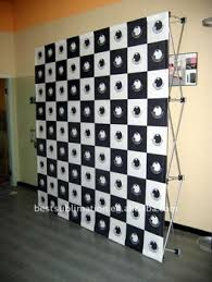 custom photo backdrop custom backdrop display stand banner with pop up frame buy