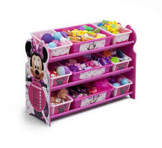 3d Home Architect Design Deluxe 9 by Disney Minnie Mouse Deluxe 9 Bin Organizer Toys