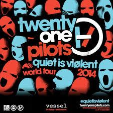 Kitchen Sink Twenty One Pilots Album by Quiet Is Violent World Tour Twenty One Pilots Wiki Fandom