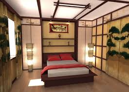 japanese bedroom decor in japanese style