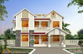 home design ideas front front side elevation house kerala home design floor plans elegant