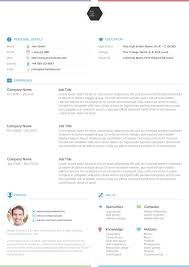 Resume Template Mac Pages 21 Free Résumé Designs Every Needs