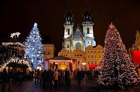 family travel blog christmas in prague