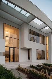 Contemporary Home Decor Located In Russia by Contemporary Villa Near Moscow Takes Luxury To New Heights