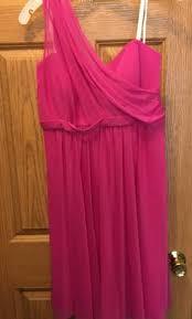 Begonia Bridesmaid Dresses David U0027s Bridal F15607 Size 12 Bridesmaid Dresses