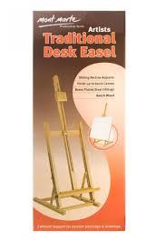 Desk Easel For Drawing Table Easels Easels U0026 Storage Art Montmarte International