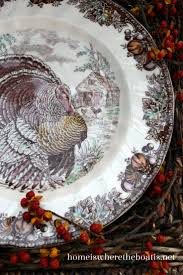 thanksgiving dinner plates dinnerware 40 best collecting beautiful turkey plates images on pinterest