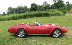 corvette l48 1975 chevrolet corvette numbers matching l48 4speed convertible