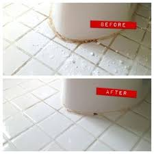 Cleaning Grout With Vinegar Cleaning Grout With Baking Soda Clean Tile Grout Baking Soda