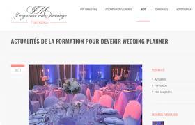 organisatrice de mariage formation rédactions pour un sur le métier de wedding planner