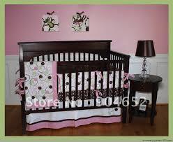 Best Baby Crib Bedding Promotion Branded 100 Cotton 8 Pieces Set Baby Crib Bedding Set
