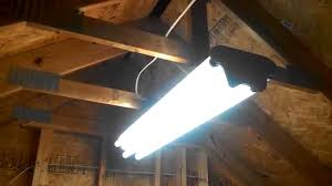 how to hang a fluorescent light hanging vintage antique fluorescent lights upstairs at my shop youtube