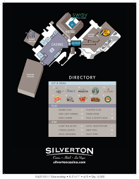 Foxwoods Casino Map Silverton Casino Map Image Gallery Hcpr