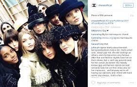 chanel si e social parigi vs la battaglia delle fashion week vista dai social media