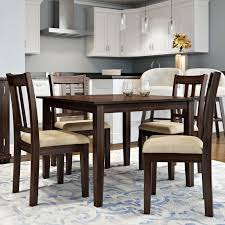 Dining Room Table And Chairs Sets Dining Premium And Luxury 5 Dining Set With Table