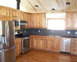 hickory kitchen cabinets pictures rustic hickory kitchen cabinets