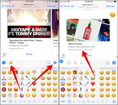 how to use apple music chat bot in facebook messenger on iphone and pc