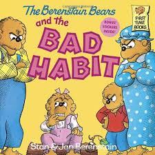 the berenstain bears and the bad habit stan berenstain jan