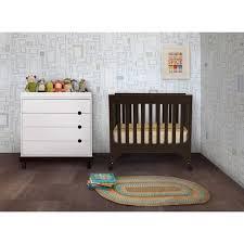 Baby Mod Mini Crib Baby Mod Rainbow Mini Crib Espresso Walmart