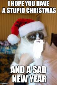 Cat Beard Meme - grumpy cat christmas latest memes imgflip