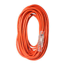 outdoor heavy duty lighted us extension cord wire 15a 14awg sjtw
