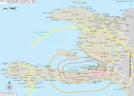 Haiti Map Haiti Vs Chile Extreme Events Institute Eei Florida