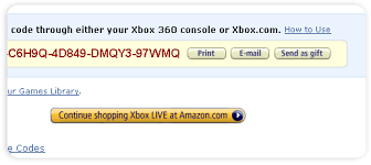 xbox 360 gift card get online codes for xbox live