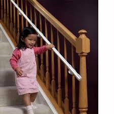 Banister Safety Kidco Cr200 Care Rail Banister Stairway Safety Kit Free Shipping