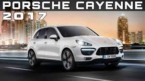 Porsche Cayenne Specs - 2017 porsche cayenne review rendered price specs release date