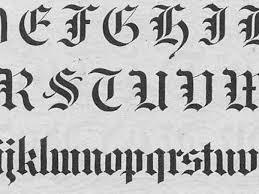 imagenes letras goticas nombres letras goticas para tatuajes de nombres stunning ms de ideas